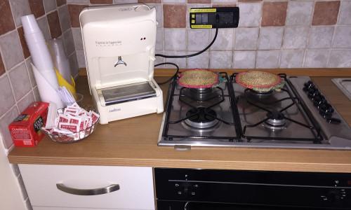 Dettaglio in cucina