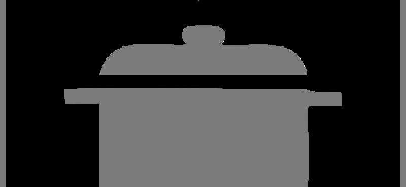 Cucina con angolo cottura, frigo, stoviglieria inclusa